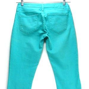 Big Star 1974 - Jeans - Size 27 - Peacock - Aqua
